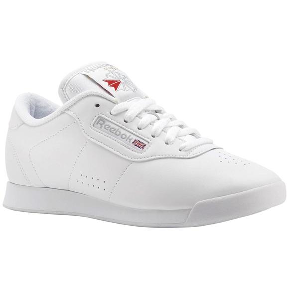 Used Reebok Princess Shoes